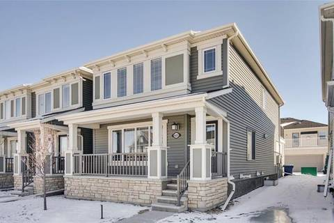 Townhouse for sale at 4023 Windsong Blvd Southwest Airdrie Alberta - MLS: C4290553