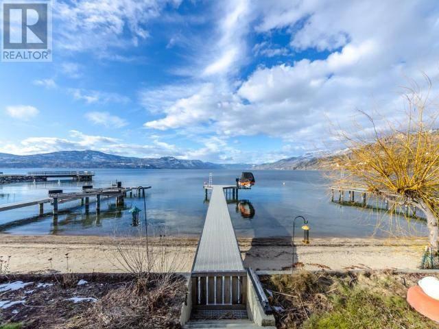 House for sale at 4025 1st St Naramata British Columbia - MLS: 182336