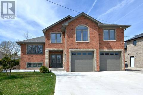 House for sale at 4025 Sixth Concession Rd Windsor Ontario - MLS: 19019970