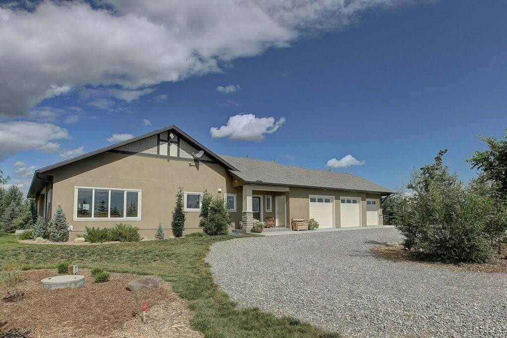 House for sale at 40251 543 Av E Rural Foothills M.d. Alberta - MLS: C4290064