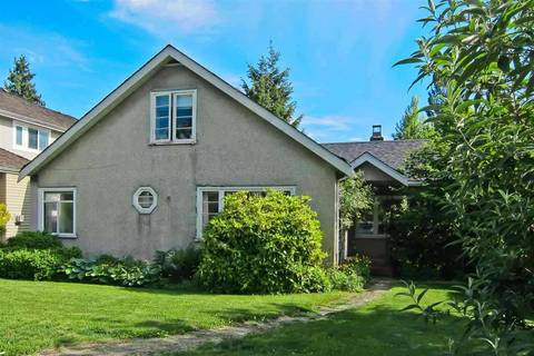 House for sale at 4026 38th Ave W Vancouver British Columbia - MLS: R2356255