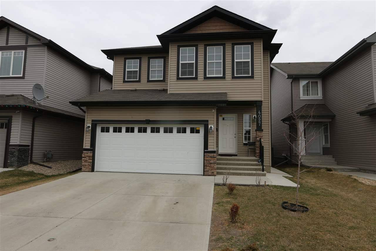 House for sale at 4027 8 St Nw Edmonton Alberta - MLS: E4153523