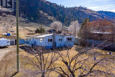 House for sale at 4028 Hills Frontage Rd Cache Creek British Columbia - MLS: 150482
