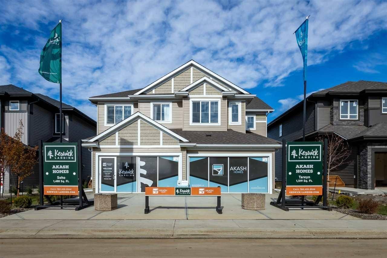 Townhouse for sale at 4028 Kinsella Wy Sw Edmonton Alberta - MLS: E4180921