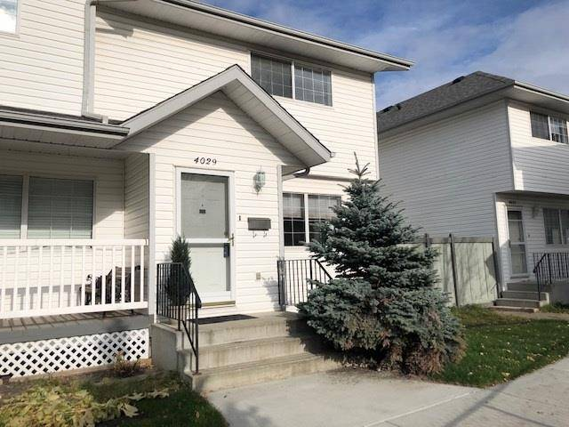 Townhouse for sale at 4029 38 St Nw Edmonton Alberta - MLS: E4178025