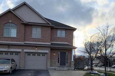 Townhouse for rent at 4029 Alexan Cres Burlington Ontario - MLS: W4685155