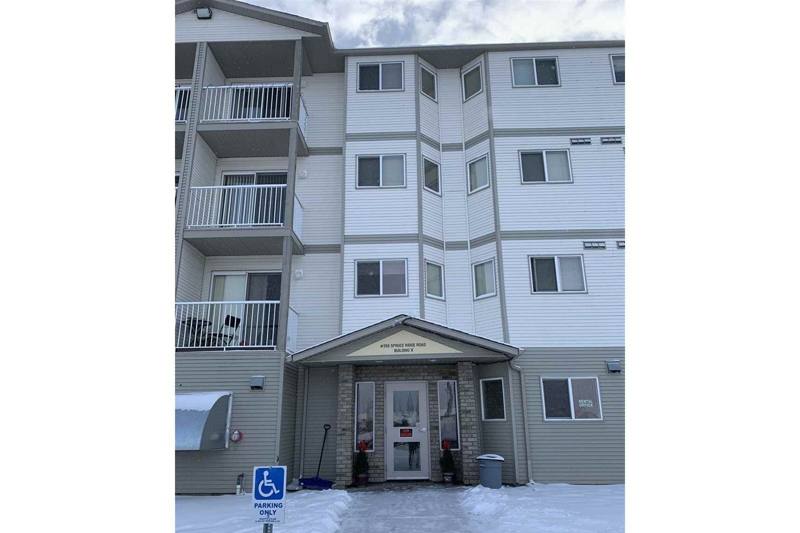 Condo for sale at 260 Spruce Ridge Rd Unit 402A Spruce Grove Alberta - MLS: E4221735
