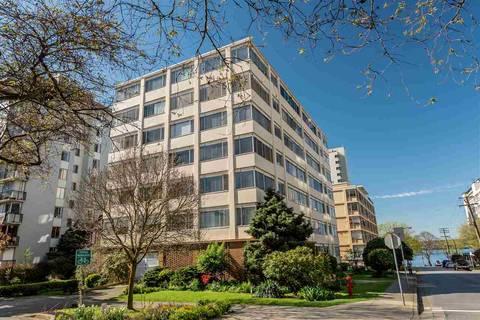 Condo for sale at 1050 Chilco St Unit 403 Vancouver British Columbia - MLS: R2428946