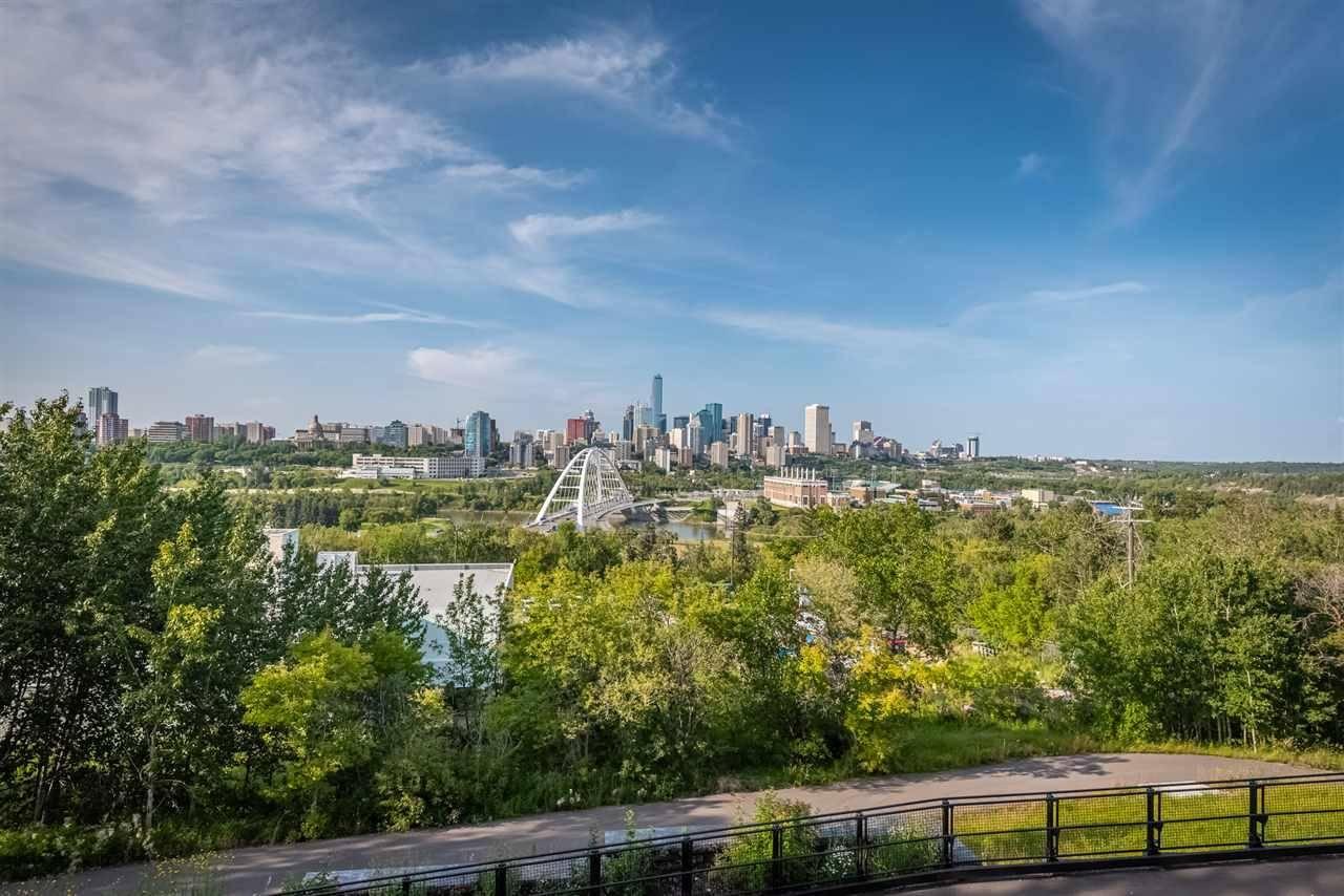 Condo for sale at 10545 Saskatchewan Dr Nw Unit 403 Edmonton Alberta - MLS: E4169870