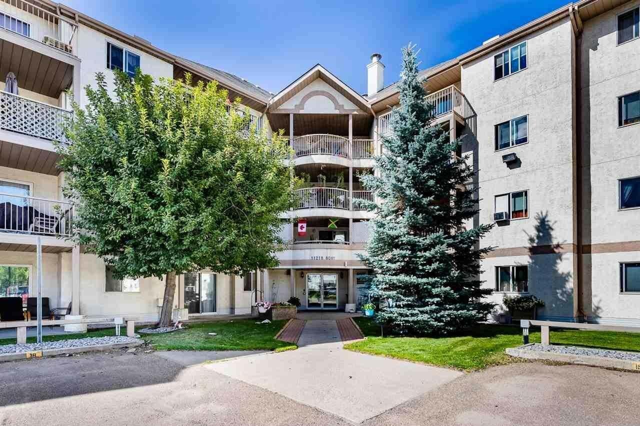 Condo for sale at 11218 80 St NW Unit 403 Edmonton Alberta - MLS: E4204953