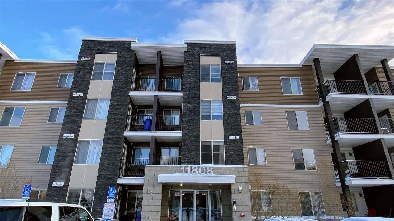 Condo for sale at 11808 22 Ave Sw Unit 403 Edmonton Alberta - MLS: E4179762