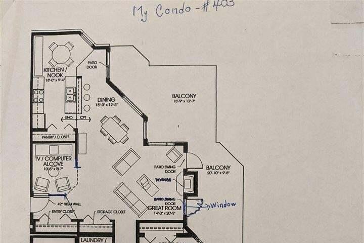 Condo for sale at 121 Festival Wy Unit 403 Sherwood Park Alberta - MLS: E4218200