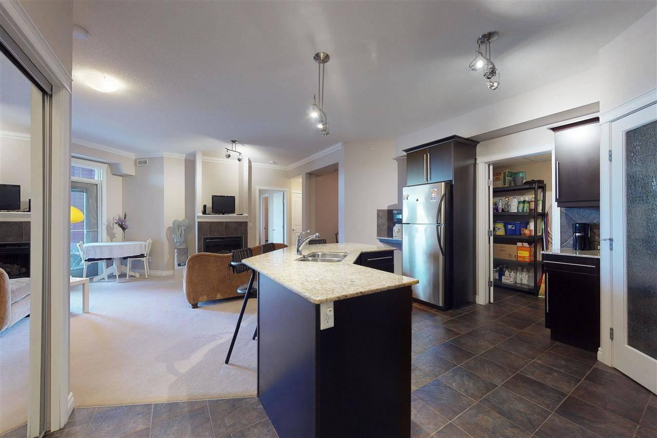 Condo for sale at 12408 15 Ave Sw Unit 403 Edmonton Alberta - MLS: E4160735