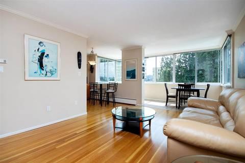 Condo for sale at 1425 Esquimalt Ave Unit 403 West Vancouver British Columbia - MLS: R2450877