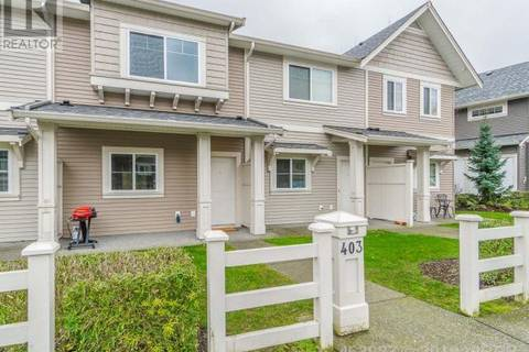 Townhouse for sale at 1675 Crescent View Dr Unit 403 Nanaimo British Columbia - MLS: 453927