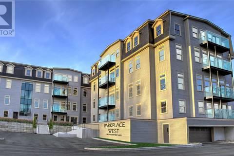 House for sale at 181 Hamilton Ave Unit 403 St. John's Newfoundland - MLS: 1196257