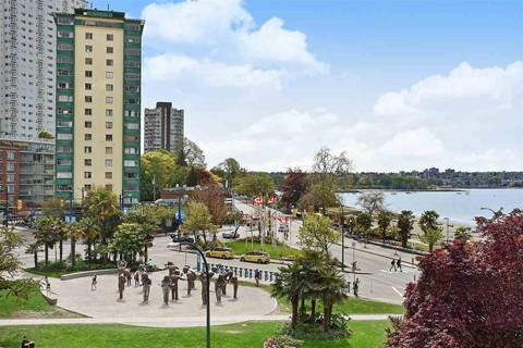 Condo for sale at 1835 Morton Ave Unit 403 Vancouver British Columbia - MLS: R2369017