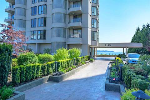 Condo for sale at 2280 Bellevue Ave Unit 403 West Vancouver British Columbia - MLS: R2375758
