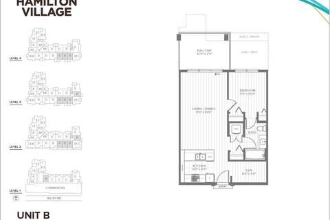 Condo for sale at 23233 Gilley Rd Unit 403 Richmond British Columbia - MLS: R2428952