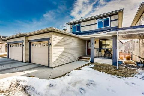Townhouse for sale at 2384 Sagewood Gt Southwest Unit 403 Airdrie Alberta - MLS: C4292314