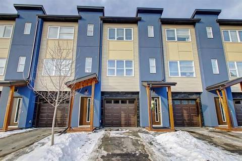 Townhouse for sale at 2461 Baysprings Li Southwest Unit 403 Airdrie Alberta - MLS: C4286319