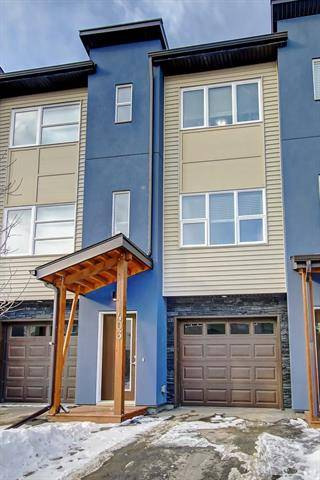 Townhouse for sale at 2461 Baysprings Li Southwest Unit 403 Airdrie Alberta - MLS: C4292913