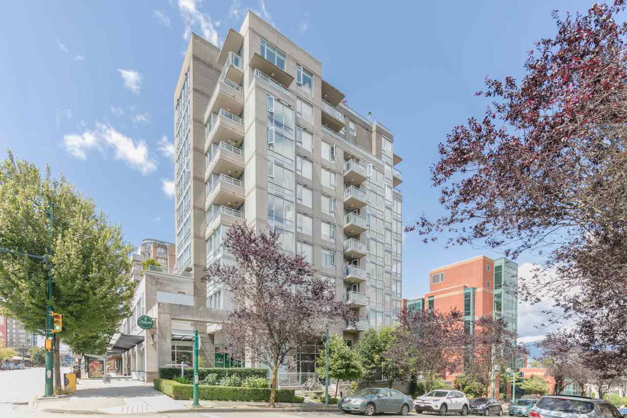 Sold: 403 - 2483 Spruce Street, Vancouver, BC