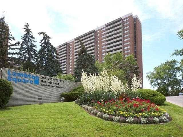 Sold: 403 - 270 Scarlett Road, Toronto, ON