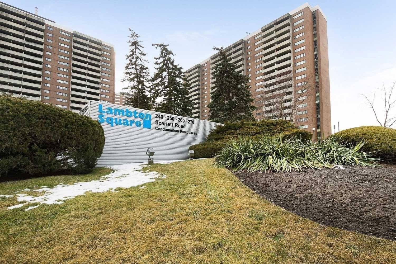Lambton Square Ⅳ Condos: 270 Scarlett Road, Toronto, ON
