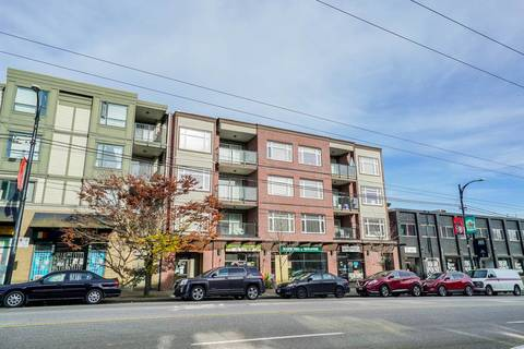 Condo for sale at 2745 Hastings St E Unit 403 Vancouver British Columbia - MLS: R2353823