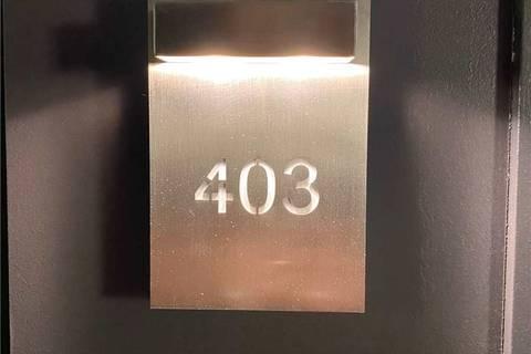 Apartment for rent at 32 Camden St Unit 403 Toronto Ontario - MLS: C4729983