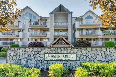 Condo for sale at 33478 Roberts Ave Unit 403 Abbotsford British Columbia - MLS: R2447694