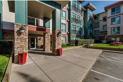 Condo for sale at 33485 South Fraser Wy Unit 403 Abbotsford British Columbia - MLS: R2406546