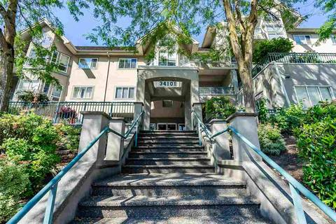 Condo for sale at 34101 Old Yale Rd Unit 403 Abbotsford British Columbia - MLS: R2384617