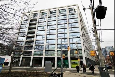 Home for rent at 39 Brant St Unit 403 Toronto Ontario - MLS: C4665175