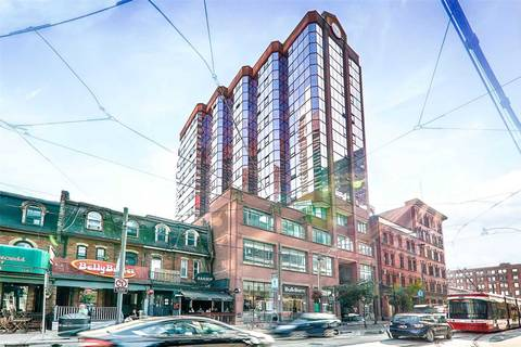 Condo for sale at 393 King St Unit 403 Toronto Ontario - MLS: C4552046