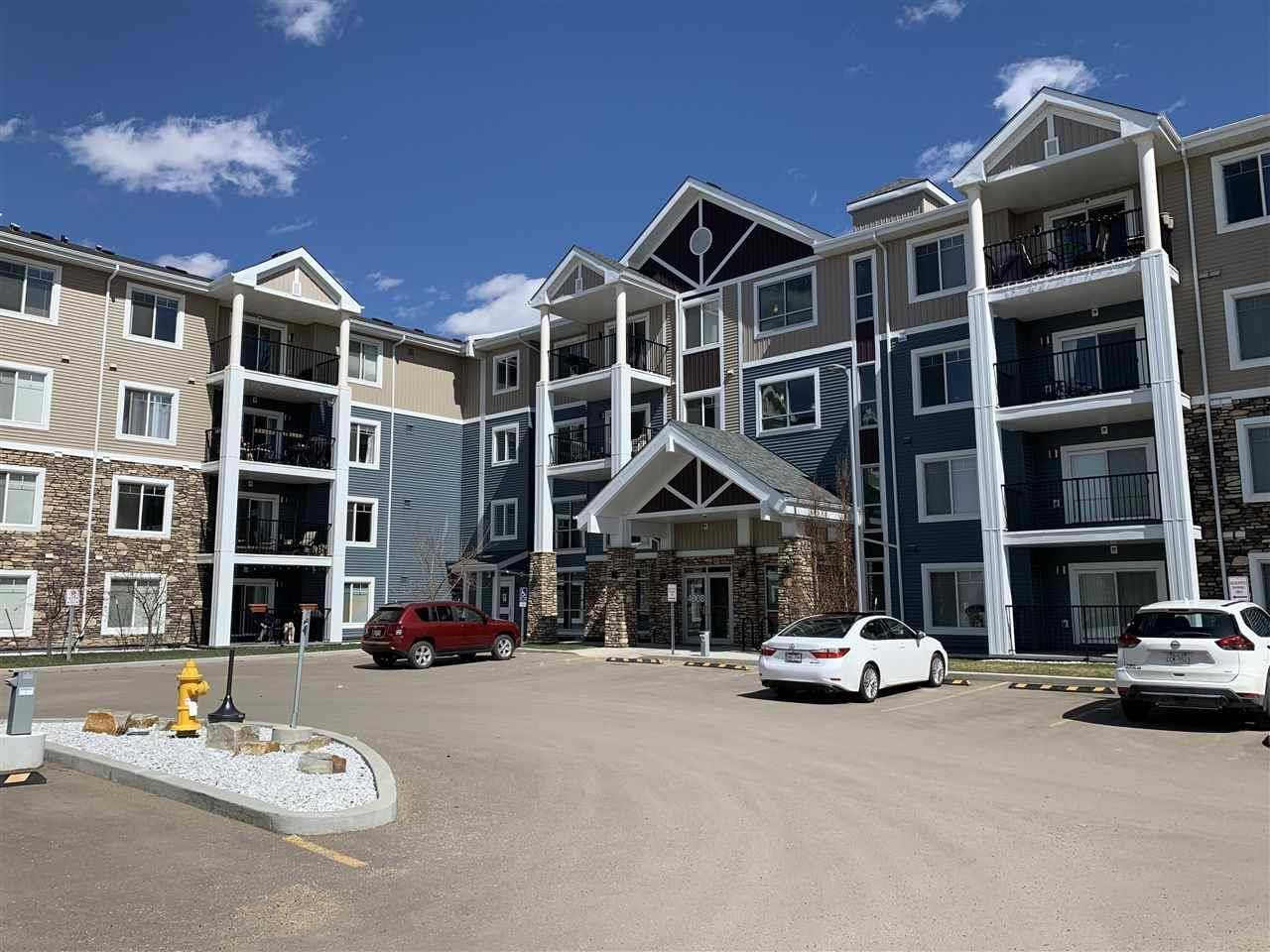 Condo for sale at 4008 Savaryn Dr Sw Unit 403 Edmonton Alberta - MLS: E4189171
