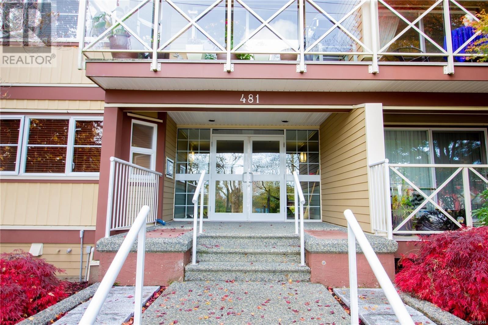 Condo for sale at 481 Kennedy St Unit 403 Nanaimo British Columbia - MLS: 859544