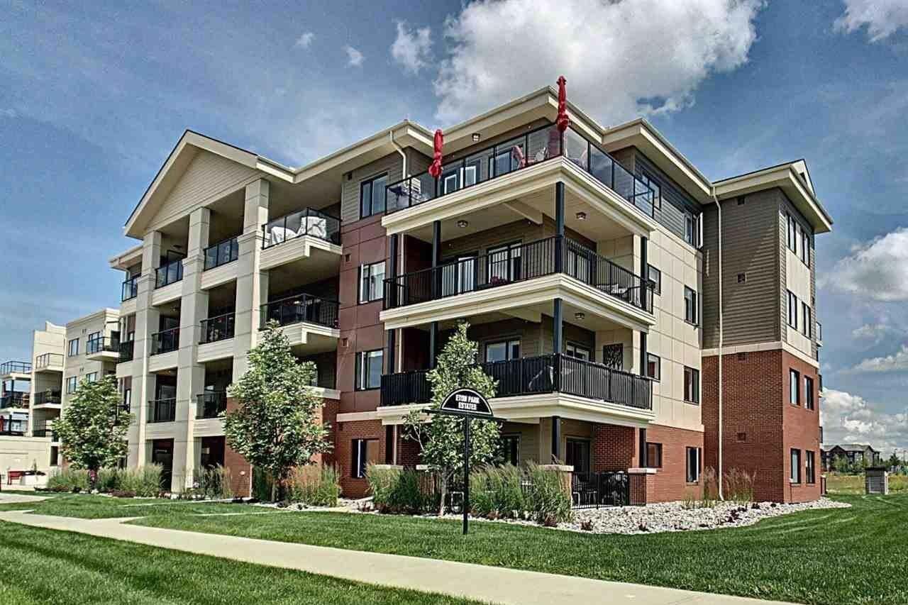 Condo for sale at 5001 Eton Bv Unit 403 Sherwood Park Alberta - MLS: E4205723