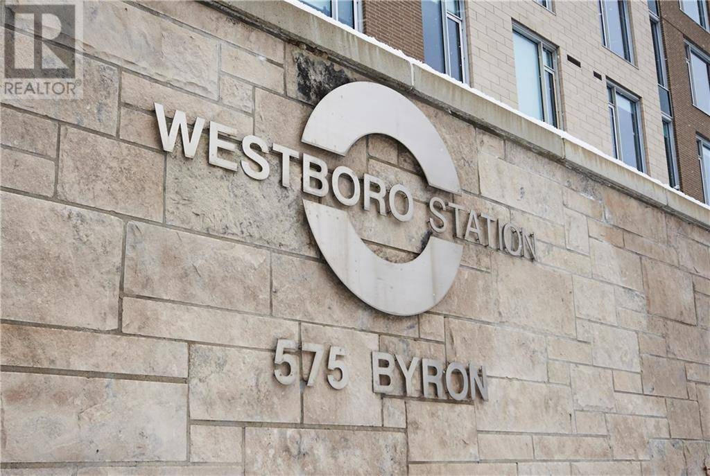 Condo for sale at 575 Byron Ave Unit 403 Ottawa Ontario - MLS: 1182492