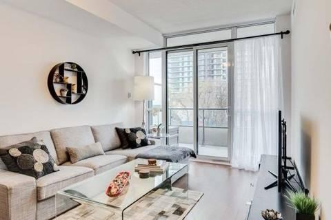 Apartment for rent at 60 Annie Craig Dr Unit 403 Toronto Ontario - MLS: W4526294