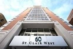 60 St Clair Condos: 60 St Clair Avenue West, Toronto, ON