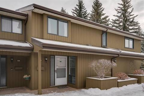 Townhouse for sale at 63 3131 63 Ave Ave Southwest Unit 403 Calgary Alberta - MLS: C4287637