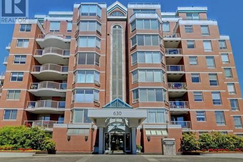 Condo for sale at 630 Montreal St Unit 403 Victoria British Columbia - MLS: 412383