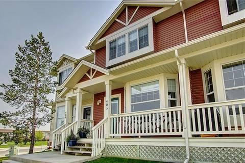 Townhouse for sale at 703 Luxstone Sq Southwest Unit 403 Airdrie Alberta - MLS: C4248049