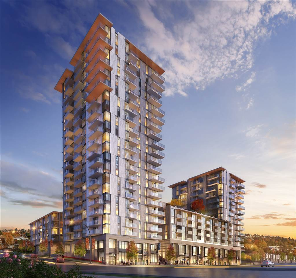 Sold: 403 - 725 South East Marine Drive, Vancouver, BC