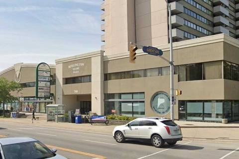 Commercial property for lease at 760 Brant St Apartment 403 Burlington Ontario - MLS: W4664038
