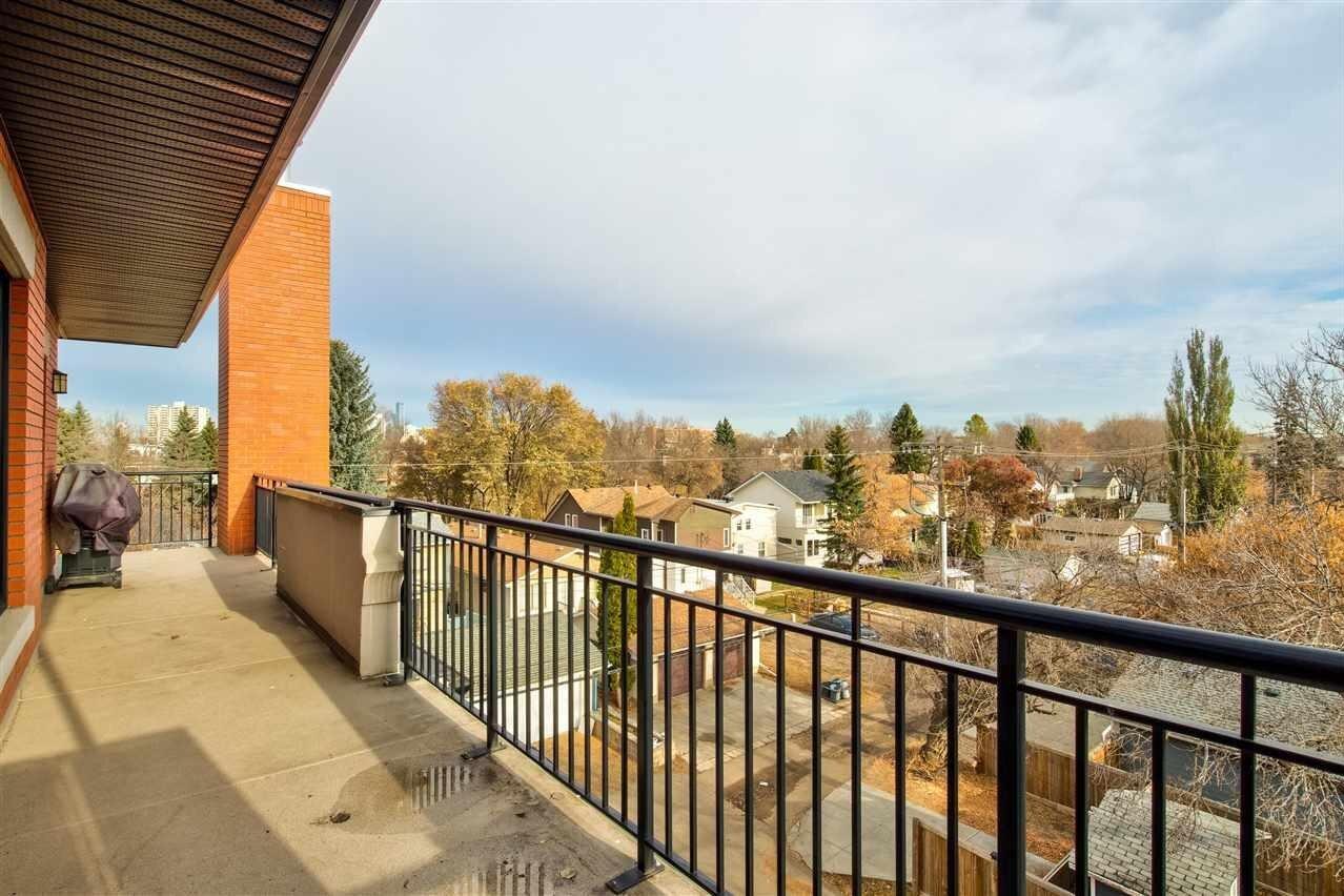 Condo for sale at 7907 109 St NW Unit 403 Edmonton Alberta - MLS: E4220177