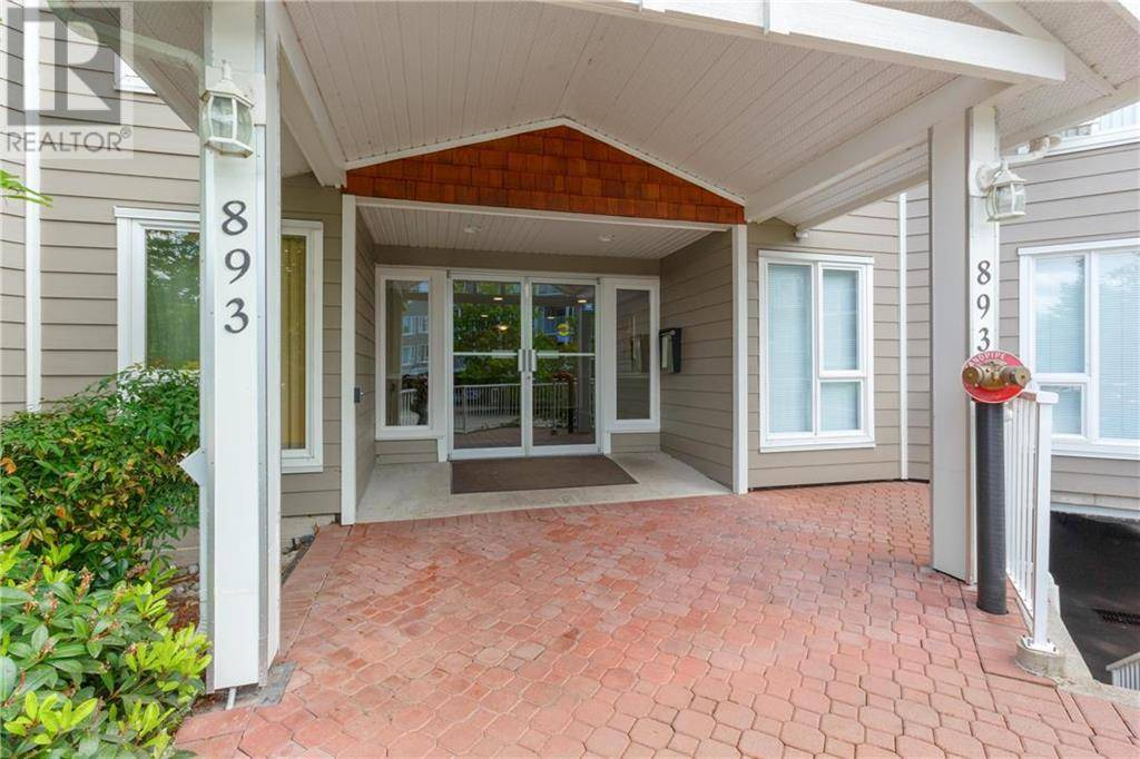 Condo for sale at 893 Hockley Ave Unit 403 Victoria British Columbia - MLS: 418952