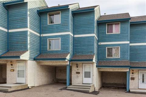 Townhouse for sale at 919 38 St Northeast Unit 403 Calgary Alberta - MLS: C4228576